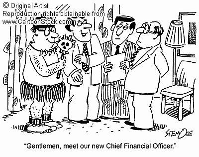 CFO Cartoon